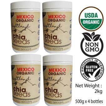 Maxico CHia Seed 2kg (500g x 4)