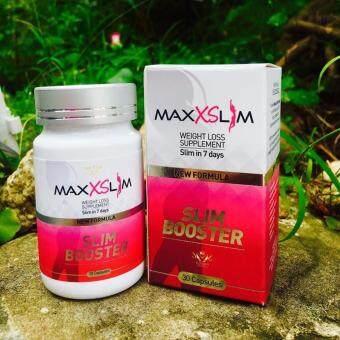 MAXXSLIM BOOSTER WEIGHT LOSS SUPPLEMENT