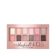 Maybelline The Blushed Nudes Eye Palette 1s By Watsons Malaysia.