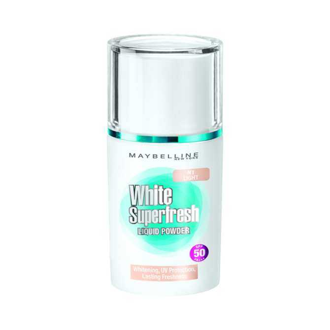 Maybelline White Superfresh Liquid Powder [#N1 Light]
