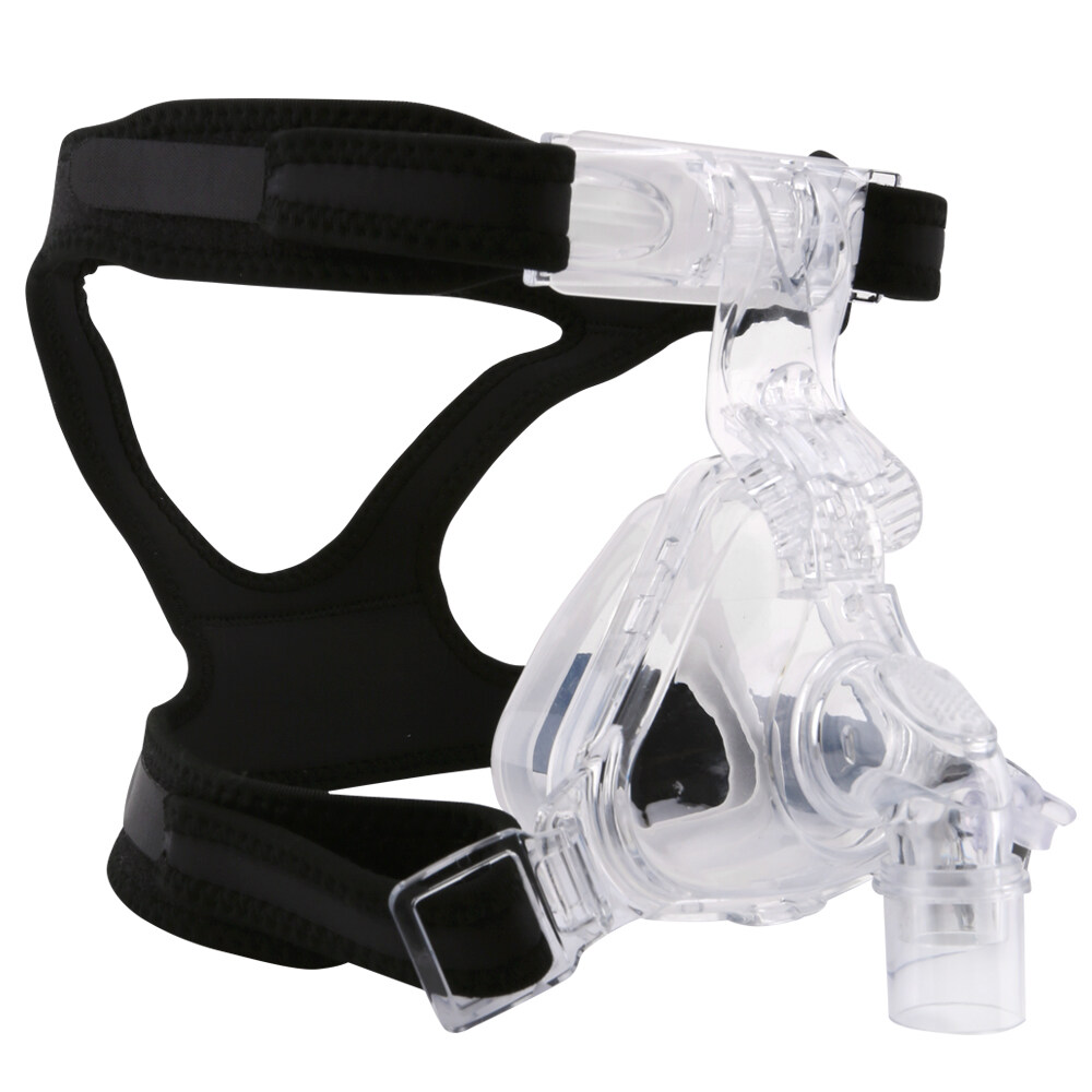 BEAUTIY CITY Mcoplus NM-03 S Size Health Care Silicone and Plastic CPAP Nasal Mask
