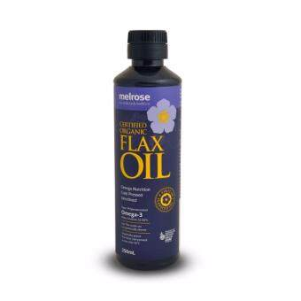 Melrose Certified Organic Flaxseed Oil 250ML