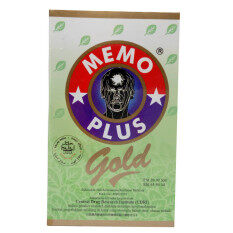 Memo Plus Gold 60s By Big Care Mart.