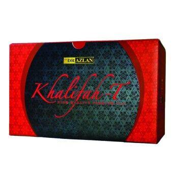 MEN SUPPLEMENT KHALIFAH-T ByDrAzlan (2 Boxes)