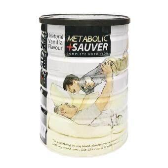 Metabolic Sauver Complete Nutrition Vanilla Flavor 700g