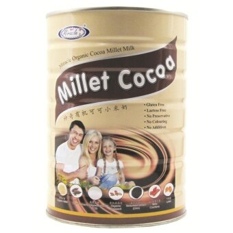 MHP Miracle Organic Millet Cocoa Powder (900g)