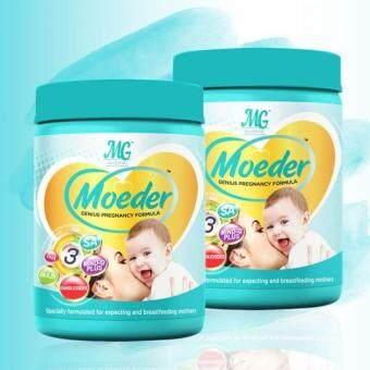 Moeder Milk Booster Genius Pregnancy Formula