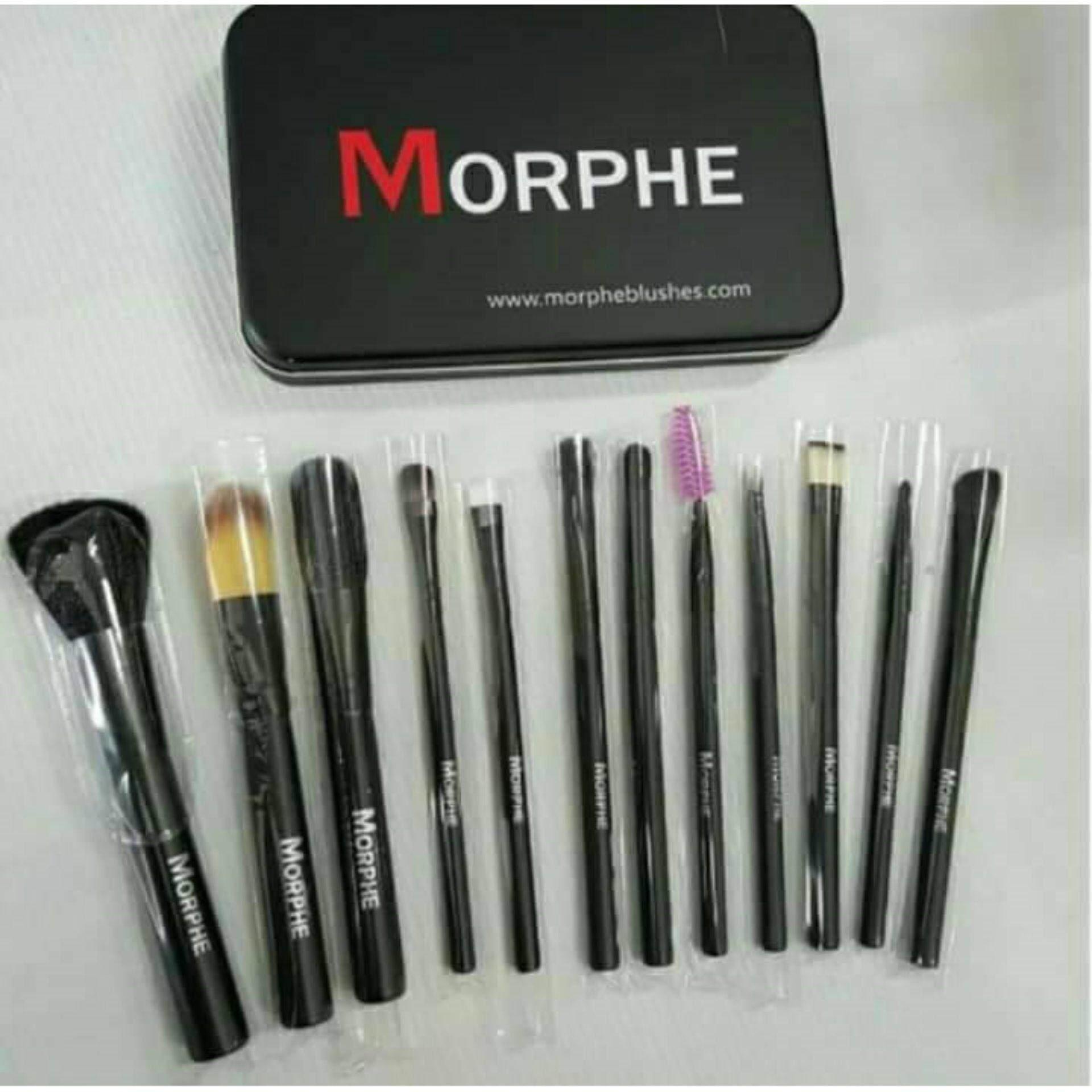 MORPHE Brush Makeup Set 12pcs