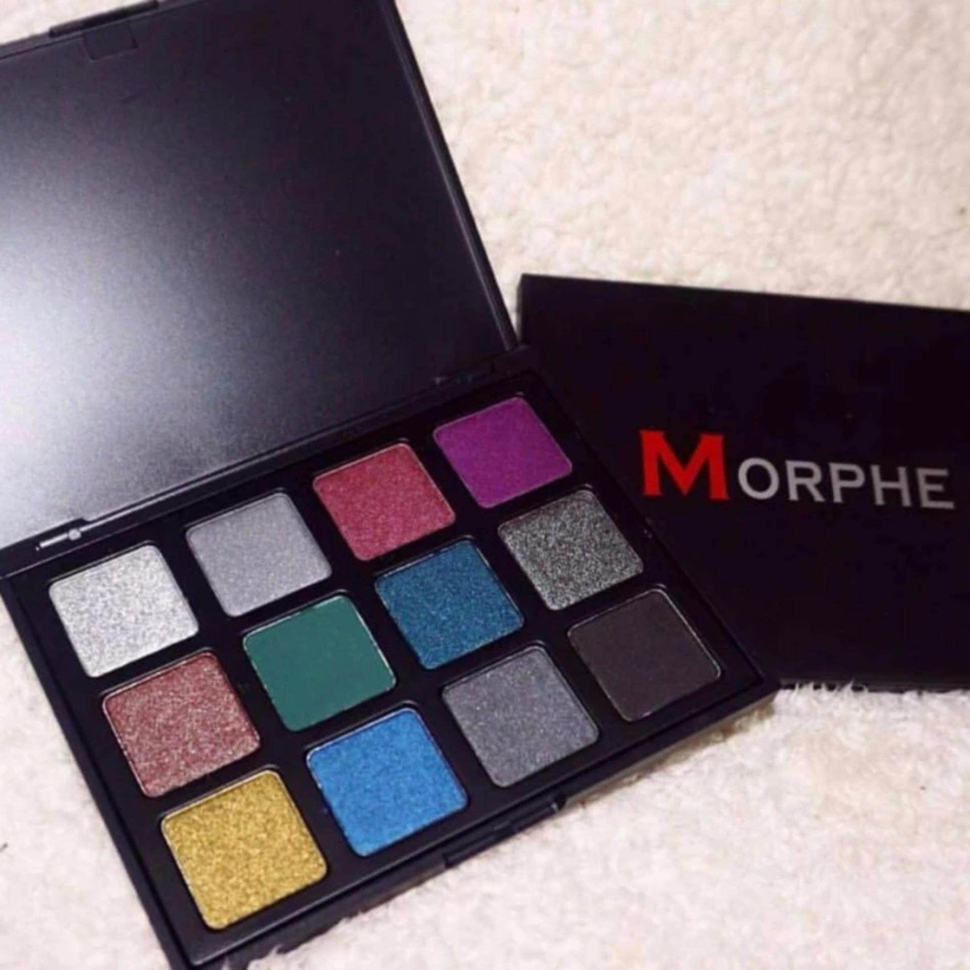 MORPHE Eyeshadow Palette 12 Colors Set 12Z