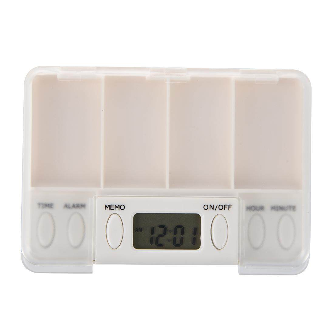Multi-alarm Time Tablet Pills Reminder Medicine Box - intl