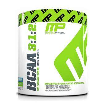 MusclePharm BCAA 3:1:2, Blue Raspberry, 300g