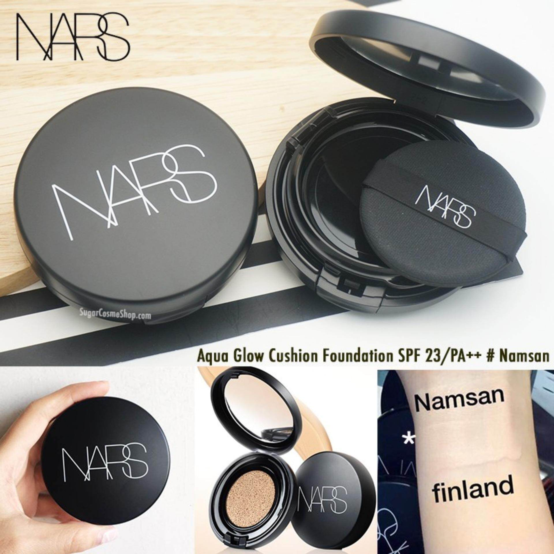 NARS - Fusion Ink Cushion Liquid Foundation Compact with SPF 23 / PA ++  - Code 20
