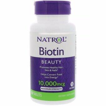 Natrol Biotin, 10,000 mcg (100 Tablets)
