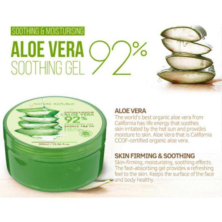 Where To Get Aloe Vera Nature Republic