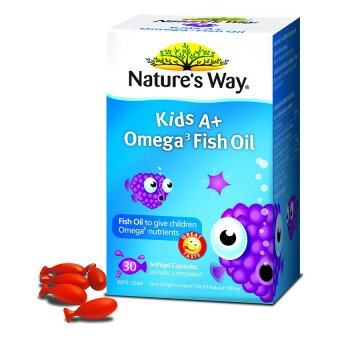 Nature's Way Kid'S A+ Omega Fish Oil 30's