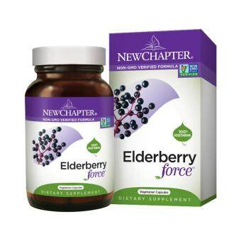 NEW CHAPTER ELDERBERRY FORCE™, (IMMUNE SUPPORT)