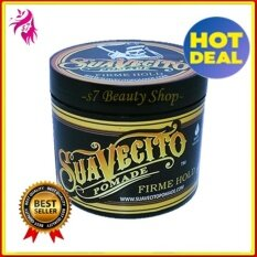 New Suavecito Strong Hold Hair Pomade 4oz - Hot Deal! By Super Seven.