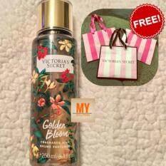 Victoria Secret_ Golden Bloom Wild Flora Collection Perfume Body Mist For Her 250ml