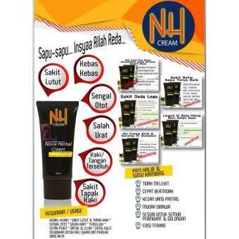 Novia Herbal Cream