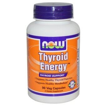 NOW THYROID ENERGY, THYROID SUPPORT (WEIGHT MANAGEMENT)