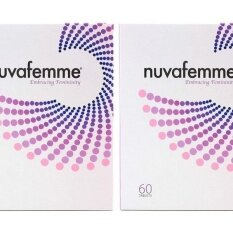 Nuvafemme 60 + 60+ 20 By Holistic Pharmacy.