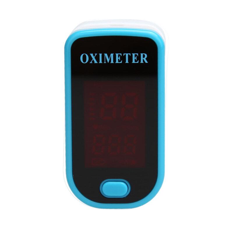 OLED Fingertip Pulse Oximeter Blood Oxygen SpO2 Heart Rate PR Monitor bán chạy