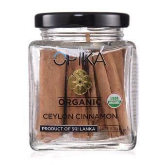 OPIKA Organic True Ceylon Cinnamon Stick 50g