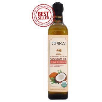 OPIKA Premium Organic Virgin Coconut Oil 500ml
