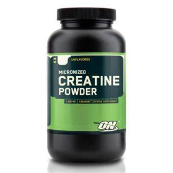 Optimum Nutrition Micronized Creatine Powder, Unflavored, 300g