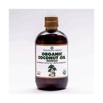 Organic Coconut Oil - Odourless 500ml