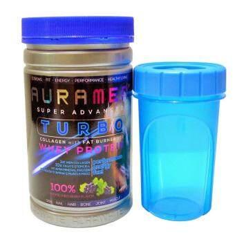 [ORIGINAL] Auramen Super Turbo Advance Collagen Hot Sale! + FREE Shaker