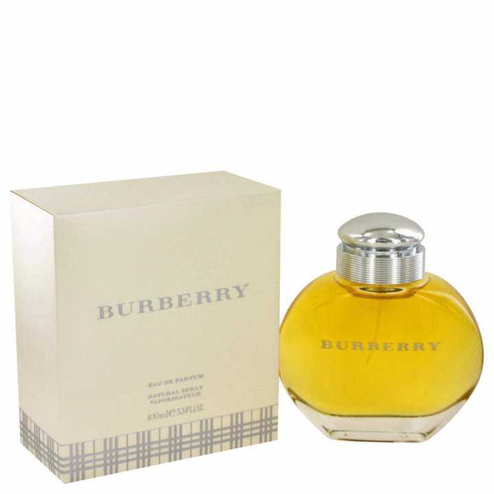 ORIGINAL Burberry Women (Classic) By Burberry EDP 100ML Perfume