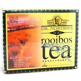 (Original) Dr.Nortier's Sod Rooibos Tea 200g (2.5g x 80 Tea Bags)