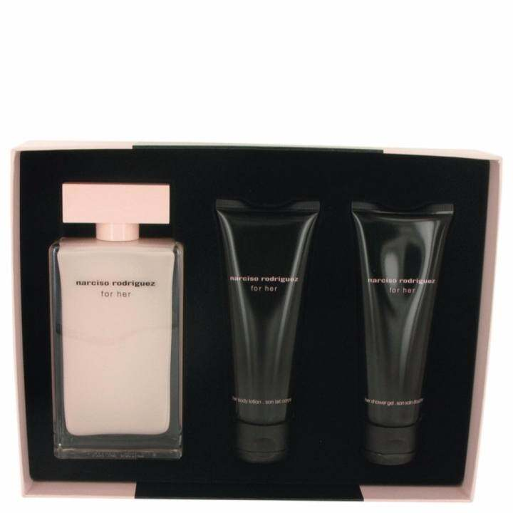 ORIGINAL Narciso Rodriguez EDP 100ML Perfume Gift Set