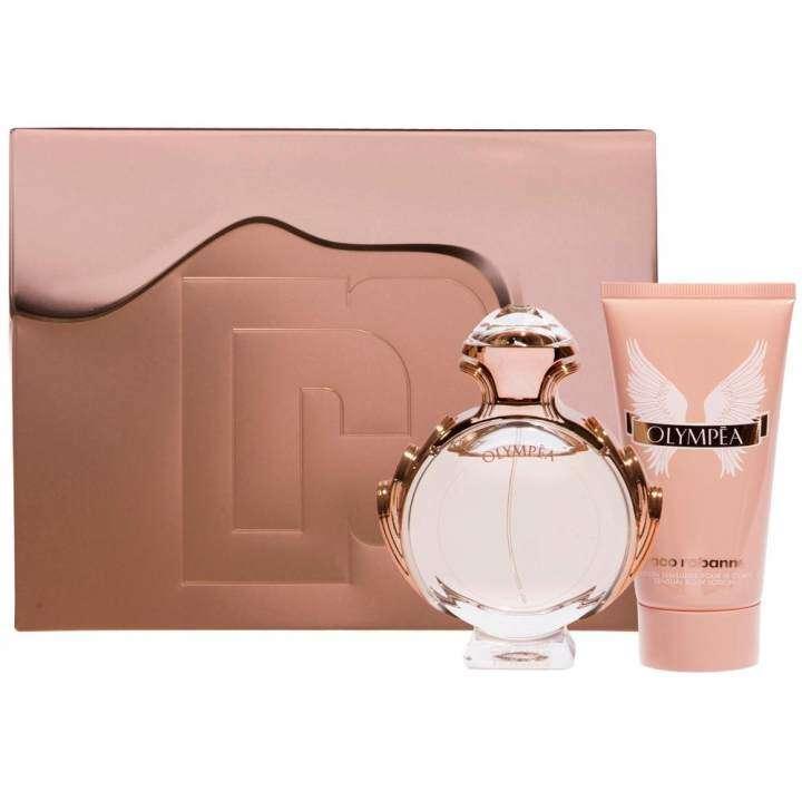 ORIGINAL Paco Rabanne Olympea EDP 80ML Perfume Gift Set