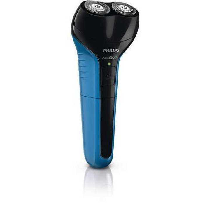 Phlips Electric Shaver Wet and Dry (Blue) AT600 ( AT600/15 )