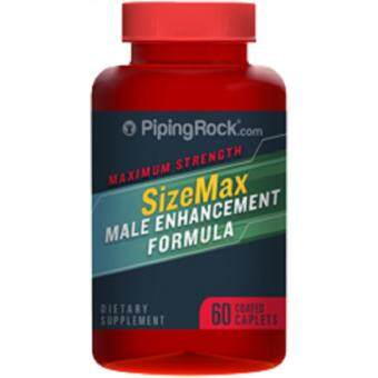 Piping Rock  Size Max X for MEN 60capblets