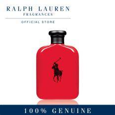 69c0b1a81a  Birthday Exclusive  Polo Red Ralph Lauren EDT Spray Fragrance For Men 125ml