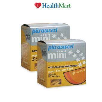 Purasweet Mini Low Calorie Sweetener TWIN-PACK