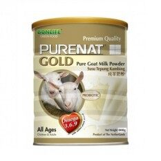 Purenat Goat Gold Milk Pwd 800g By Caring Estore