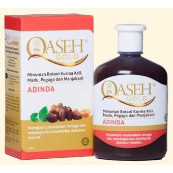 Qaseh Gold Adinda 500ml
