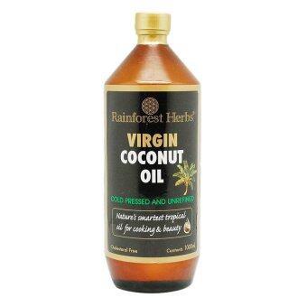 Rainforest Coconut Oil 1000Ml