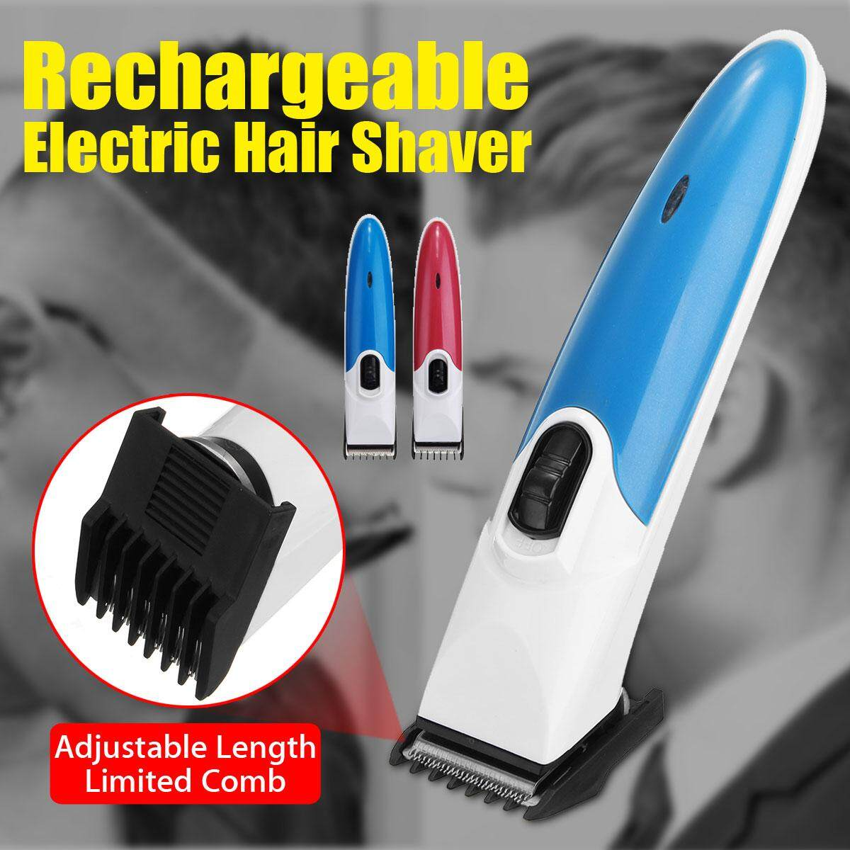 ZKYT Rechargeable Men's Electric Shaver Razor Beard Hair Clipper Trimmer Grooming Set