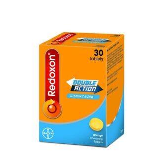 REDOXON Double Action Vitamin C 500mg 30s 30S