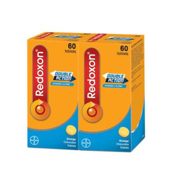 REDOXON Orange Chewable 2x60s 2X60S