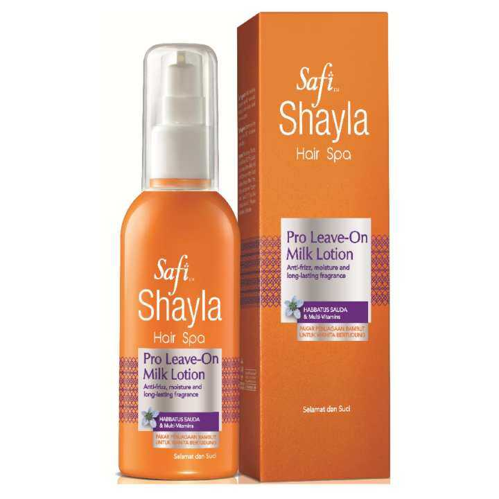 SAFI SHAYLA HAIRSPA MILK LOTION 100ML