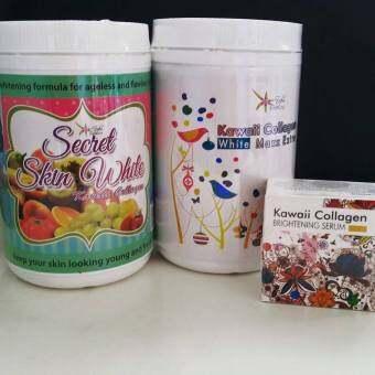 Secret Skin White Kawaii Collagen Set Jihan [ORIGINAL WITH QR CODE]