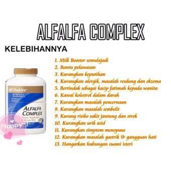 Shaklee Alfalfa Complex (S) (1X330 Tablets)