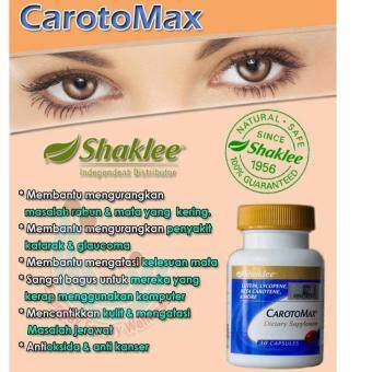 Shaklee Carotomax 30 Capsules
