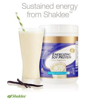 Shaklee ESP Mixed Soy Protein Isolate Powder with Vanilla Flavor 1x850g (Good source of soy protein)
